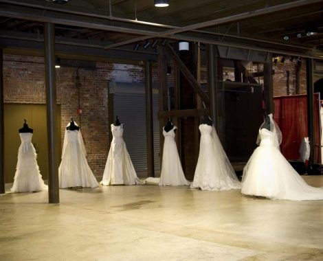 Wedding Extravaganza Columbus GA Wedding Extravaganza Dress Display